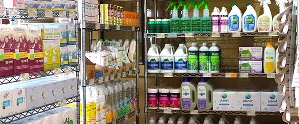 Organic Earth Friendly Household Supplies at Hoku Market